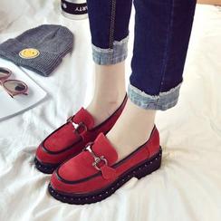 Forkix Boots - Platform Loafers