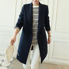 CLICK - Wide-Lapel Coat