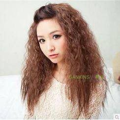Sankins - Long Half Wig - Wavy