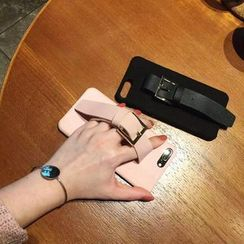 Little Moment - 扣帶手機保護殼 - iPhone 6 / 6 Plus / 7 / 7 Plus