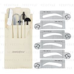 Innisfree - Eco Beauty Tool Self Eyebrow Shaping Kit