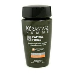 Kerastase - Homme Capital Force Daily Treatment Shampoo (Densifying Effect)