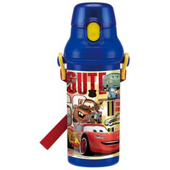 Skater - Cars Push One Water Bottle 480ml