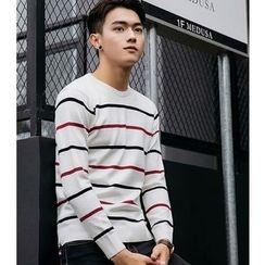 Elkelake - Striped Sweater