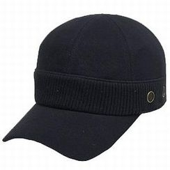 GRACE - Ribbed Band Casquette (Extra Large Size)