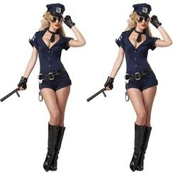 Hankikiss - Officer Party Costume