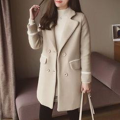 Cocofield - Woolen Long Coat