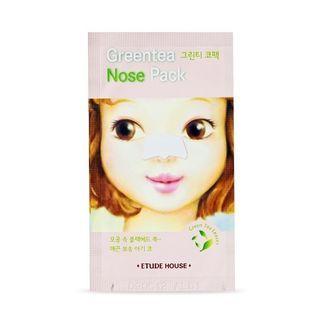 Etude House - Green Tea Nose Patch