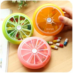 Momoi - Fruit Shaped Pill Case