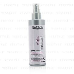 L'Oreal - Professionnel Expert Serie - Cristalceutic SilicActive Color Radiance Protection Serum (Leave In) (For Color-Treated Hair)