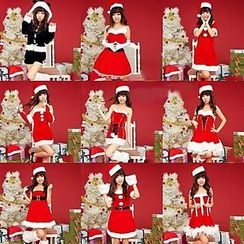 Aiyiruo - 圣诞派对服装