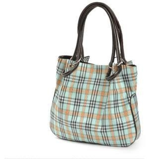 Love Bags - Plaid Tote