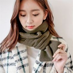 Styleberry - Colored Knit Scarf
