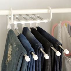 Lazy Corner - Stainless Steel Trousers Hanger