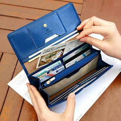 BABOSARANG - Card-Pocket Long Wallet
