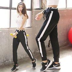 Girasol - 抽绳运动裤