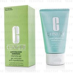 Clinique 倩碧 - Anti-Blemish Solutions Cleansing Gel