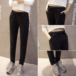 Angel Shine - Drawstring Pants