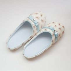 Cottoncraft - Floral Home Slippers