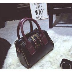 Youshine - Faux Leather Crossbody Bag