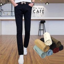 Fisen - Straight-Leg Pants