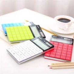 Color Station - Solar Powered Calculator