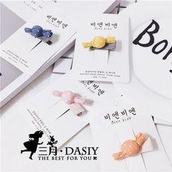 March Daisy - 小童髮夾