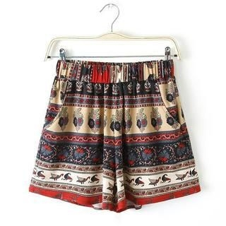 LULUS - Printed Shorts