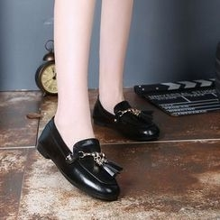 MANMANNI - 吊蘇樂福鞋