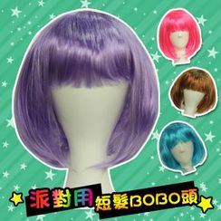 Clair Beauty - Party Short Full Wig - Straight