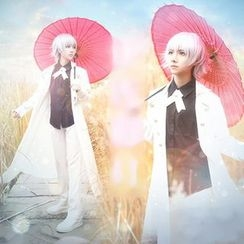 Ghost Cos Wigs - K Isana Yashiro Cosplay Costume Set / Shirt