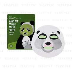 Holika Holika - Baby Pet Magic Mask Sheet (Vitality Panda)