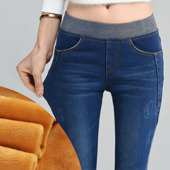 Sonnet Isle - 内加绒窄身裤