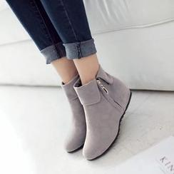 佳美 - 內增高及踝靴