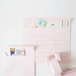iswas - Horizontal Document Envelopes