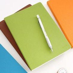 雲木良品 - 純色中筆記本