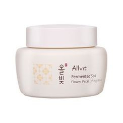 allvit - Fermented Spa Flower Petal Lifting Mask 100ml