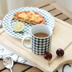 Kawa Simaya - Check Mug
