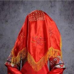 Cypress - Chinese Wedding Veil