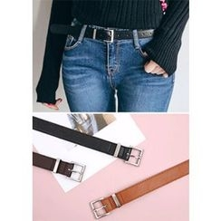 Chlo.D.Manon - Faux-Leather Belt