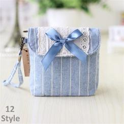 Dolce Vita - 印花卫生巾收纳包