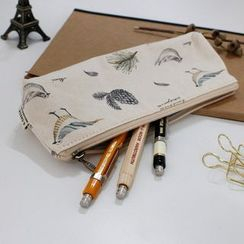BABOSARANG - Patterned Pencil Case