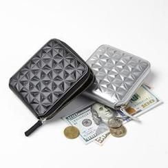 iswas - 'Fenice' Series Embossed Wallet - (S)