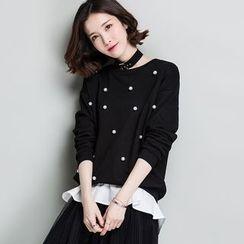 Romika - Embellished Sweatshirt