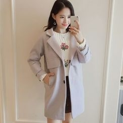 Colorful Shop - One-Button Coat