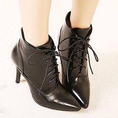 Mancienne - High Heel Boots