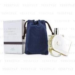 Hermès - Voyage DHermes Eau De Toilette Refillable Spray (Chevon Canvas Limited Edition)