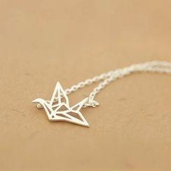 Blinglitz - Origami Necklace