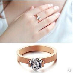 Nanazi Jewelry - Rhinestone Ring