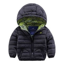 DEARIE - Kids Hooded Padded Jacket